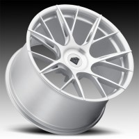 Литые диски Blaque Diamond BD-F18 Brushed Silver