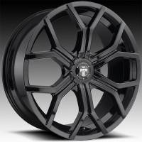 Литые диски DUB Royalty Gloss Black
