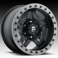 Литые диски Fuel Off-Road Anza Forged Gloss Black & Milled