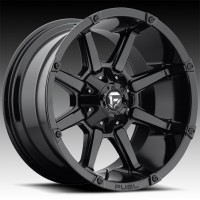 Литые диски Fuel Off-Road Coupler Gloss Black