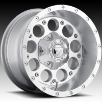 Диски FUEL Off-Road D526 Revolver Silver & Machined