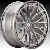 Кованые составные диски HRE S200 Brushed Titanium center, Brushed Dark Clear outer and inner