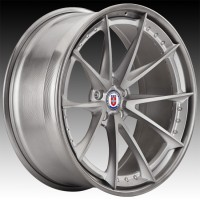 Кованые составные диски HRE S204 Brushed Titanium center, Brushed Dark Clear outer and inner